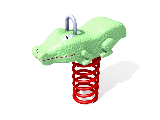 4016E - Krokodyl