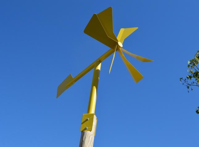 3001 Turbina wiatrowa IE